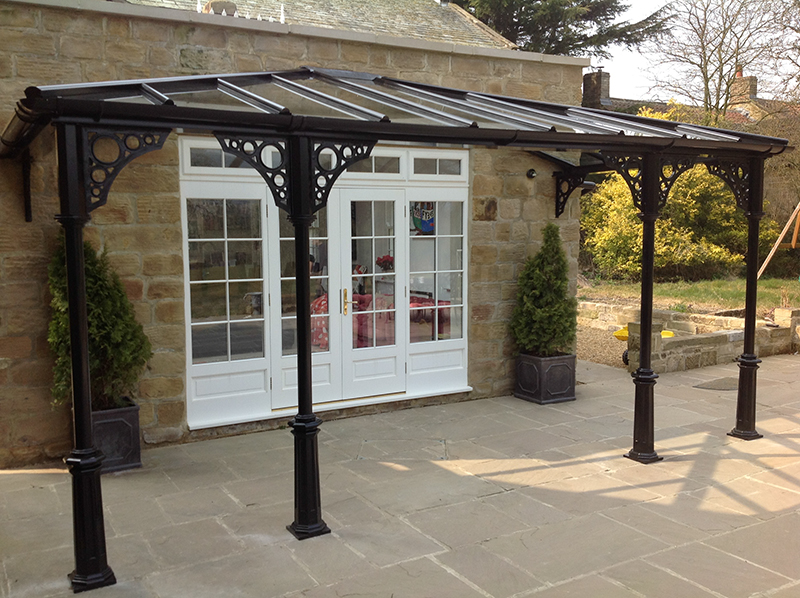Quality Traditional Glass Verandas The Traditional