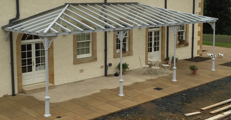 Enjoy The Outdoors With A Veranda U2013 Whatever The Weather. U201c