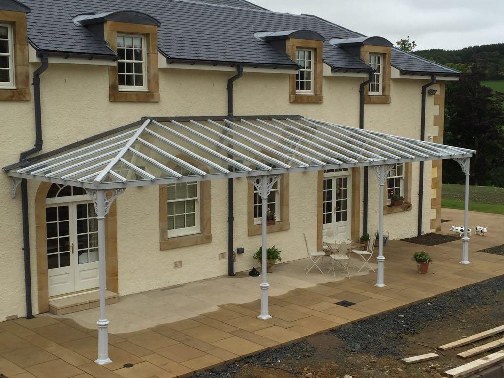 Quality Traditional Verandas Porches Pergolas And Canopies